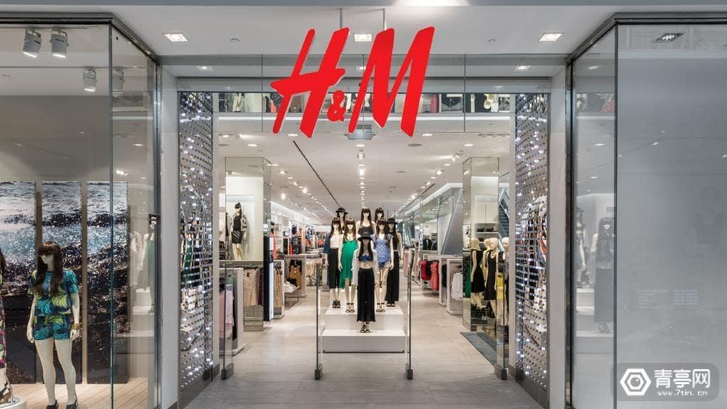 H&M研发AR虚拟试衣技术