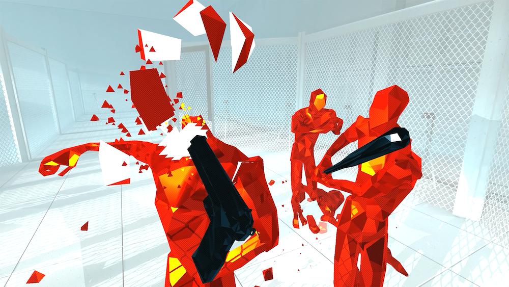 Quest版《Superhot VR》首发销量比Rift版高300%