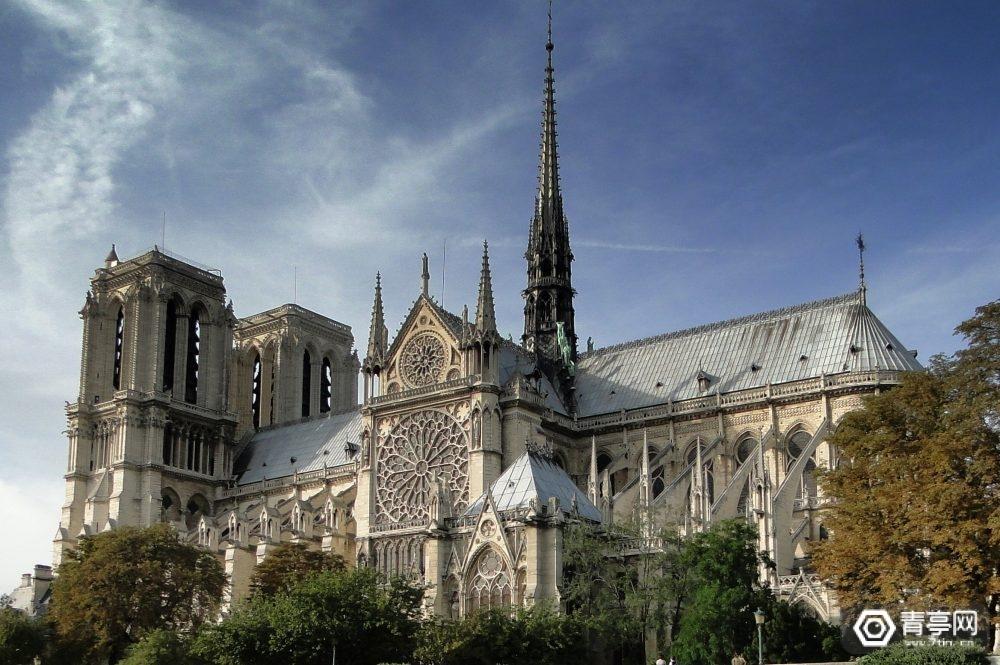 巴黎圣母院有感:有VR在,不用担心任何东西消失