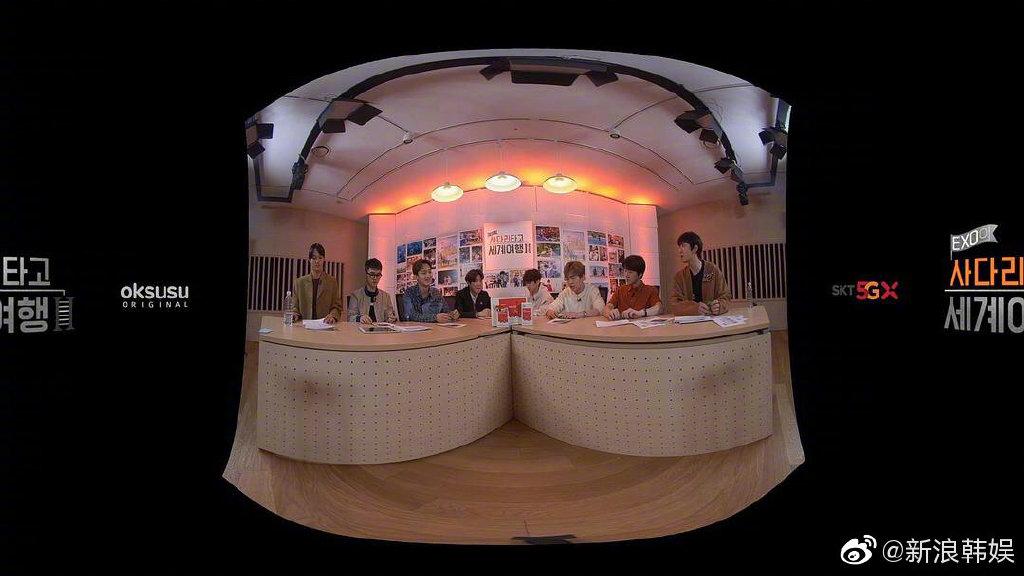 EXO用VR直播:画面太小引发讨论