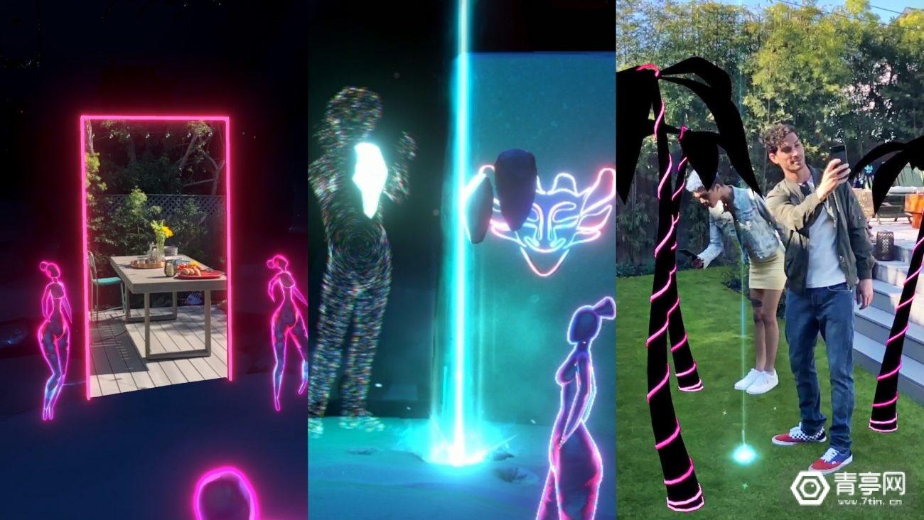 这位歌手推出一款AR应用,让粉丝与全息图像合影互动
