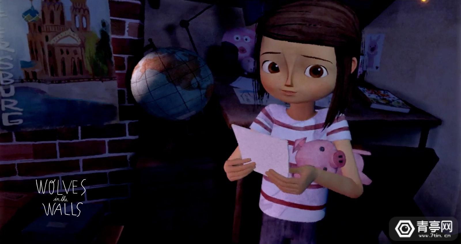 VR电影《墙壁里的狼》推第二部,这一次加入了AI