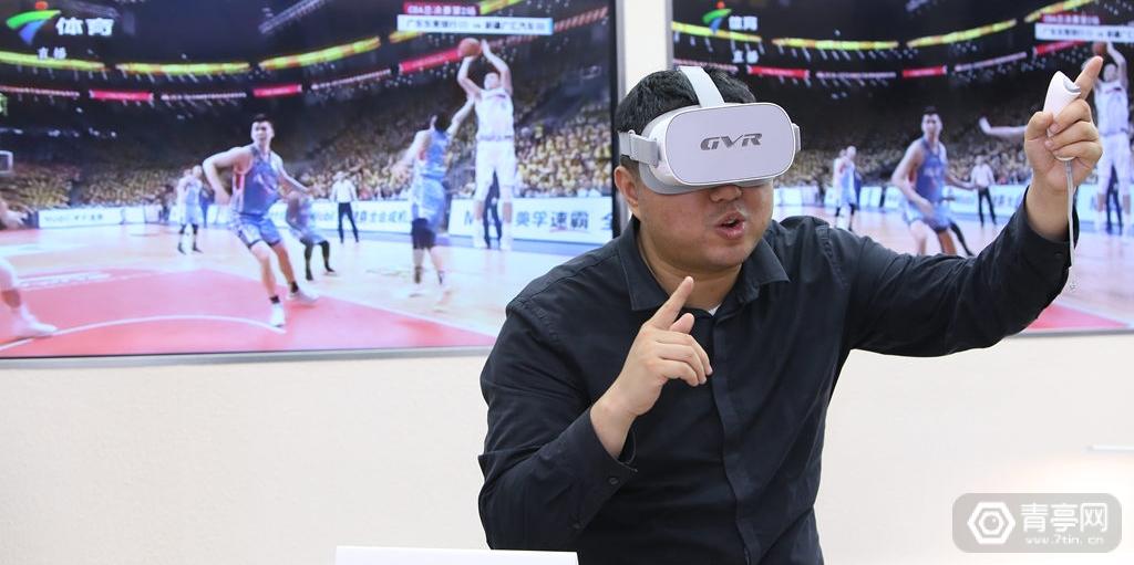 CBA决赛VR直播来了,还能VR语音聊天互动