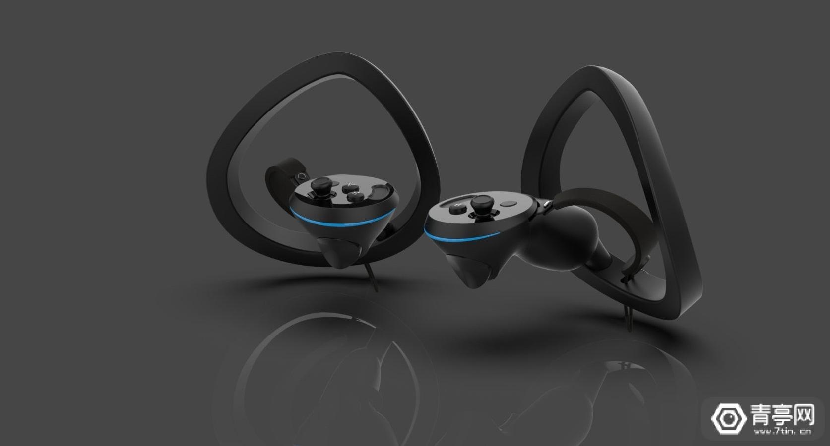 摇杆/触控板双版本,小派发布VR手柄Sword