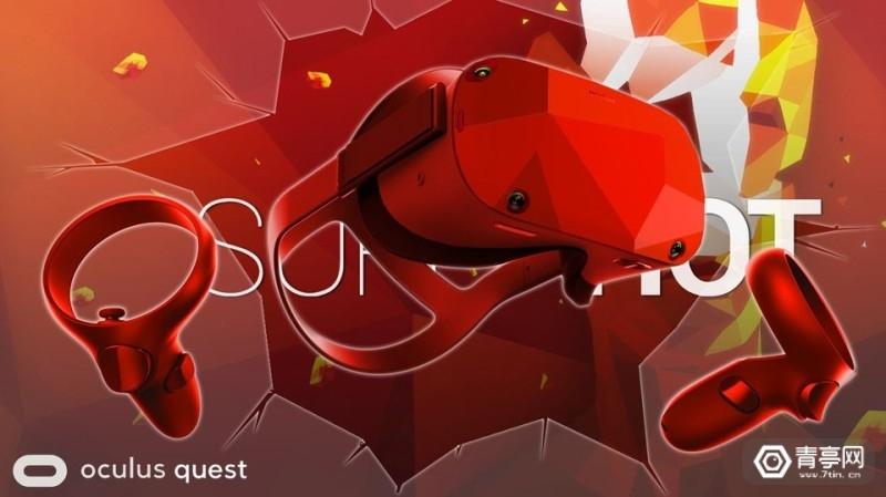 Oculus Quest设计游戏主题套装