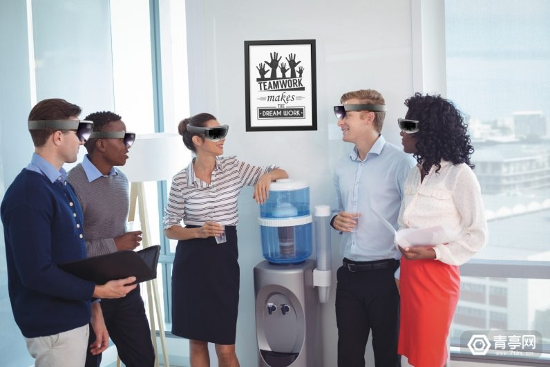 支持HoloLens,AR远程协同应用HoloMeeting发布