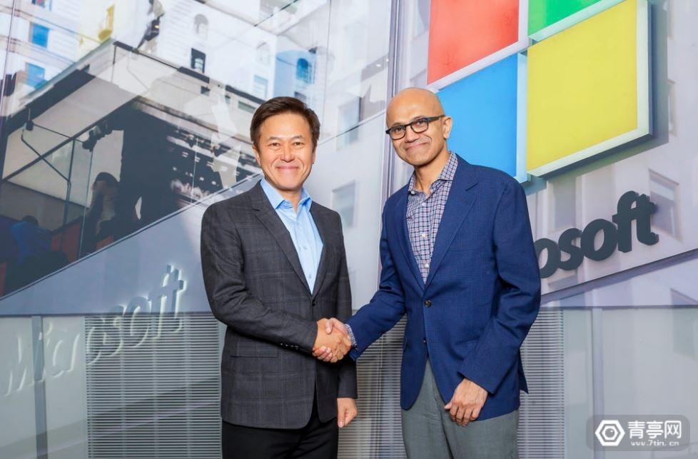 微软和SK电讯签署谅解备忘录:共同开发5G、AI和云计算