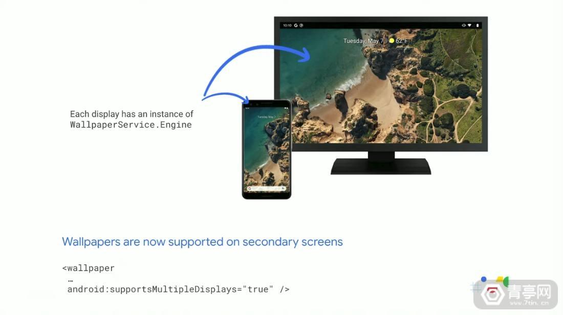 Android Q加入原生PC桌面模式,或方便分体式AR/VR