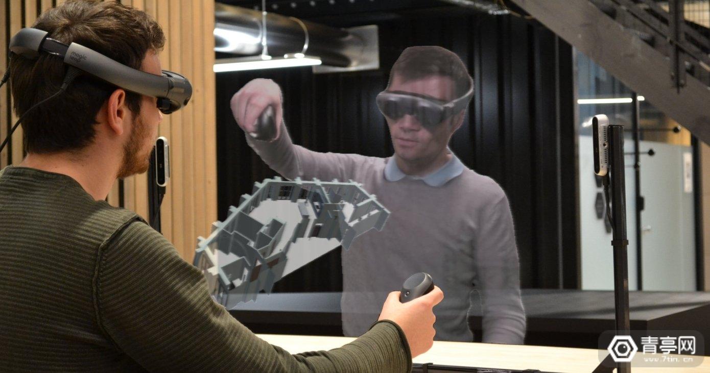 欲打造3D全息通话功能,Magic Leap收购Mimesys