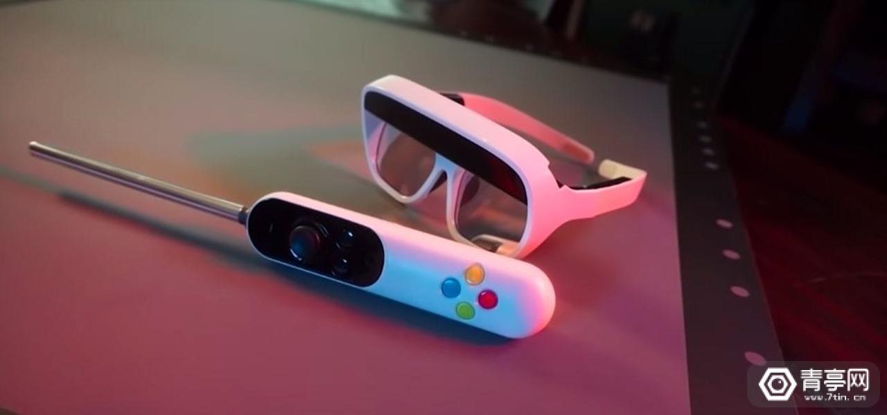 支持6DoF手柄、远眼光学,CastAR前创始人推桌游专用AR眼镜
