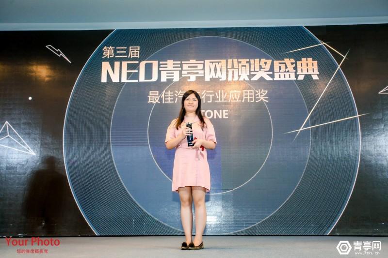 奖项 颁奖 第三届全球虚拟现实产业创新者峰会 (10)