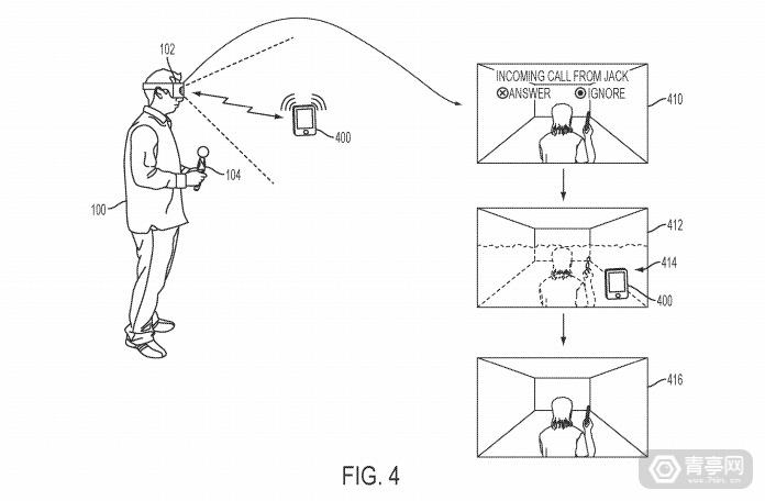 索尼下代PS VR或将支持接打电话和PassThrough功能