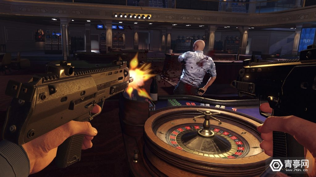 诞生于索尼伦敦大型工作室,PS VR游戏《Blood&Truth》有何不同