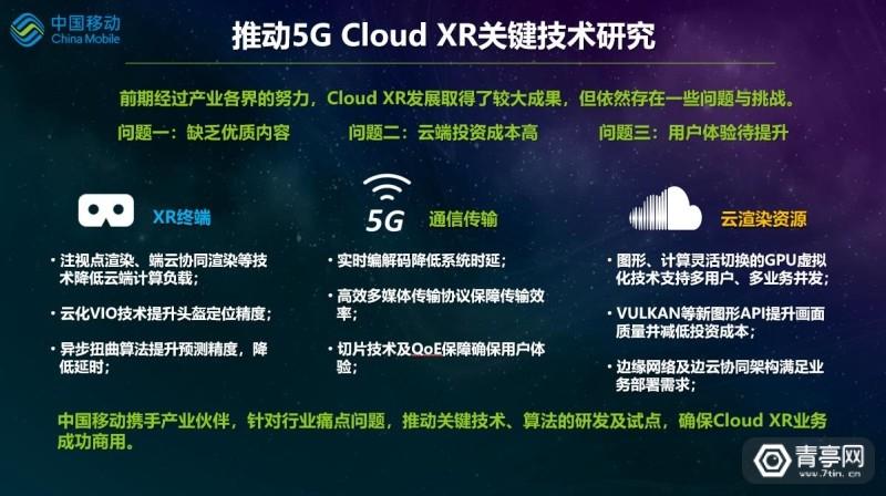 中国移动Cloud XR