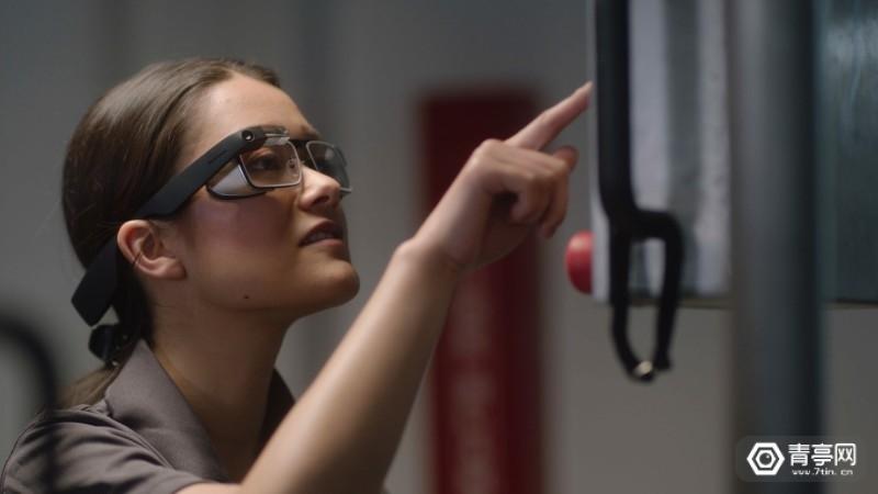 谷歌眼镜企业版2 Google Glass Enterprise Edition 2  (1)