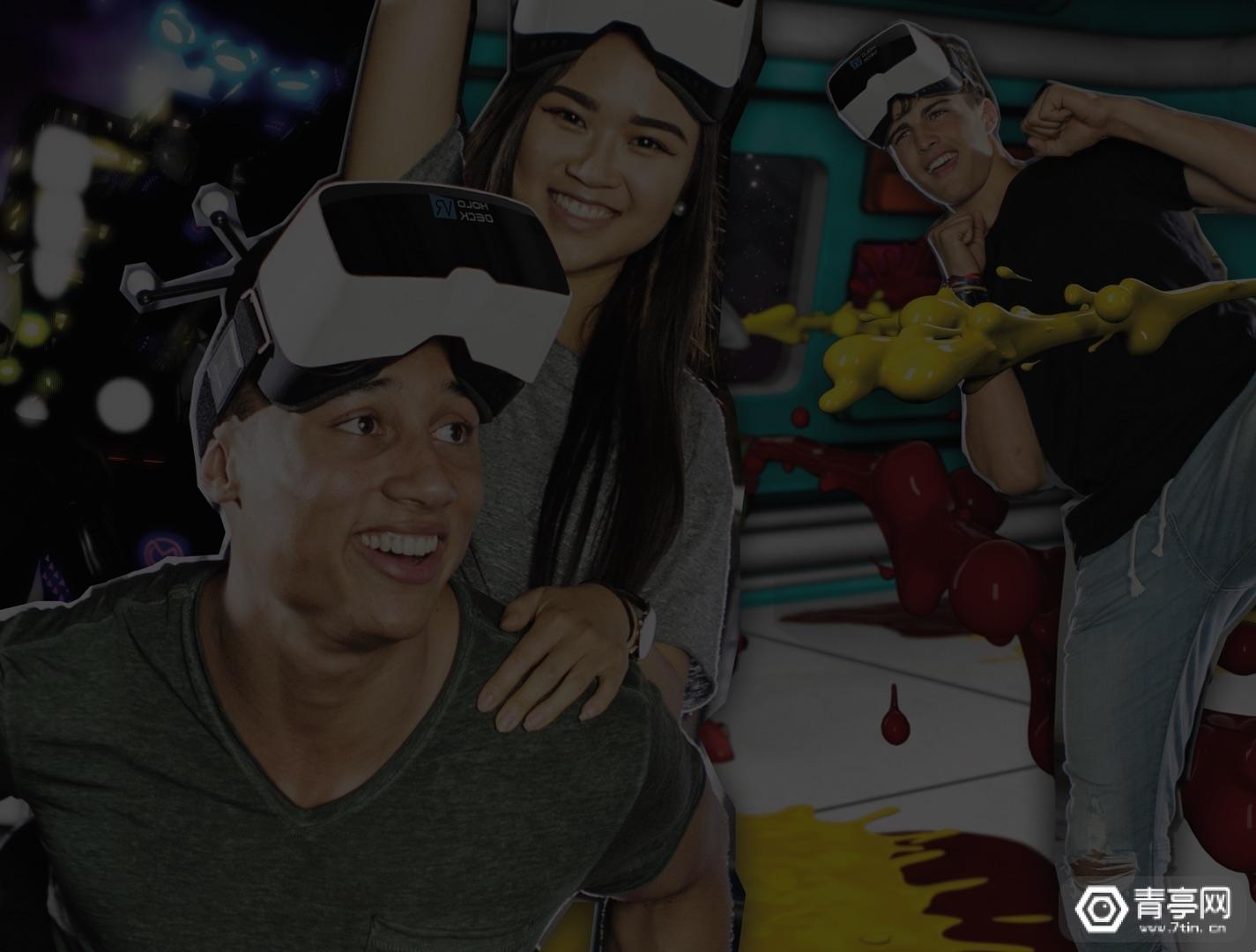 主打容纳20人VR线下解决方案,Holodeck VR获数百万欧元投资