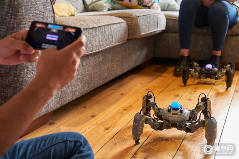 加码STEAM教学,AR机器人MekaMon将支持新编程平台Reach EDU