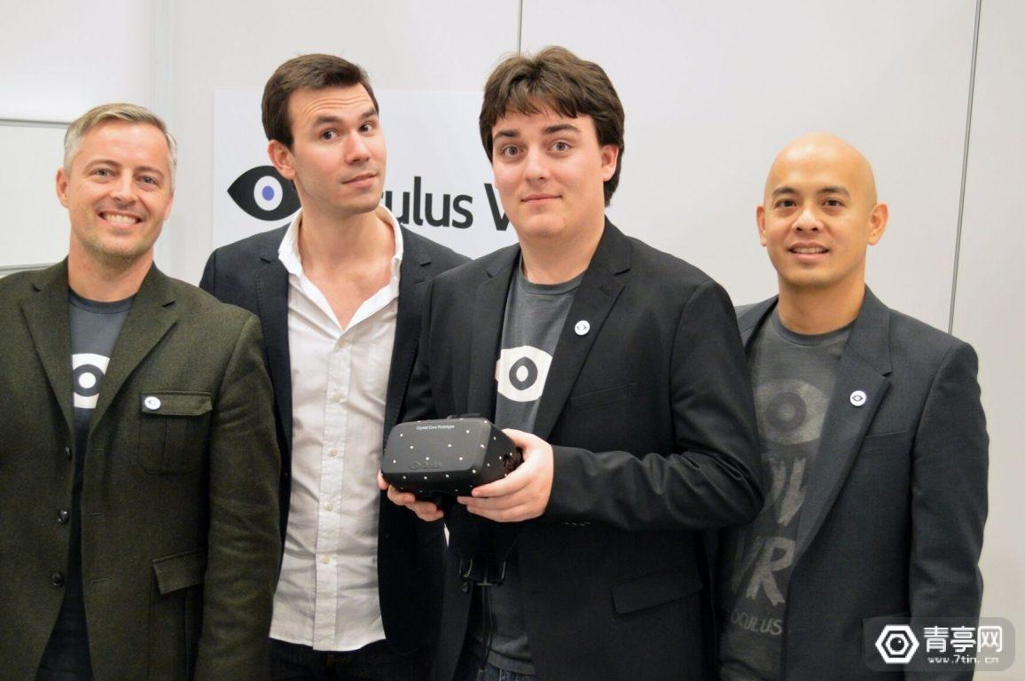 Oculus创始人Luckey:我被Facebook开除,但仍支持其VR业务