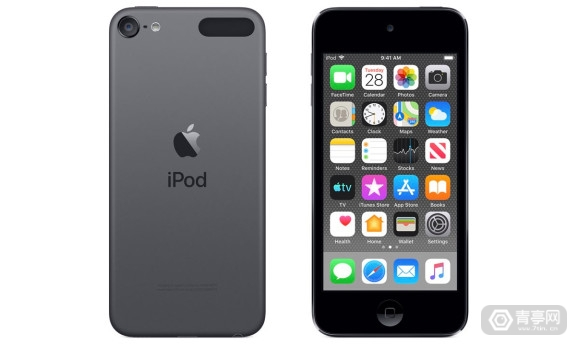 A10处理器,支持AR,苹果推出第七代iPod Touch