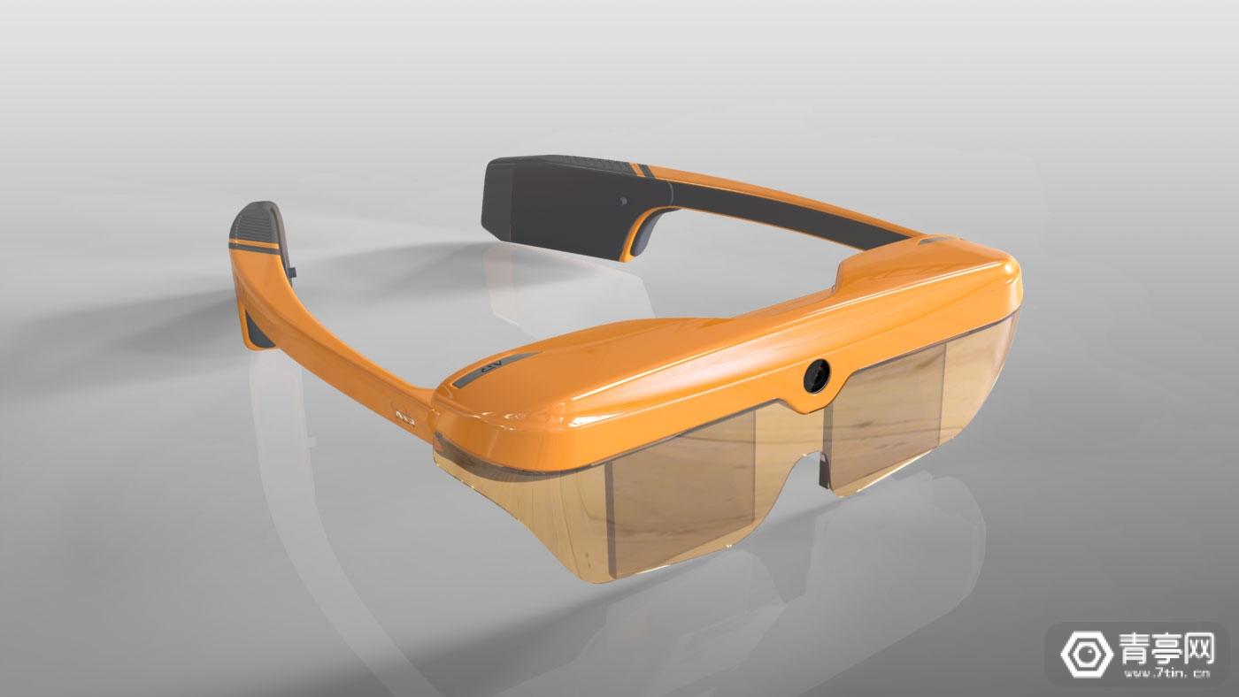AWE 2019:FOV达40°,WaveOptics与和硕合推B端AR眼镜AiR