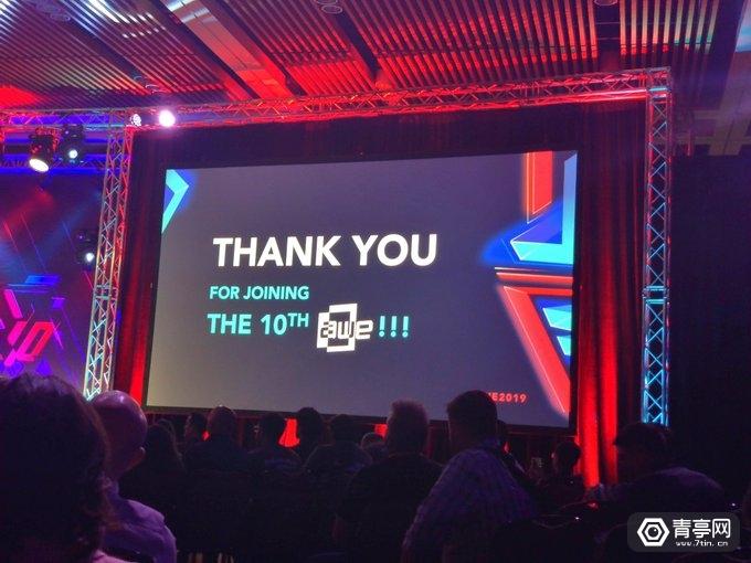 AWE完美收官:三星将推AR/VR新品,世界最小RGB激光投影亮相