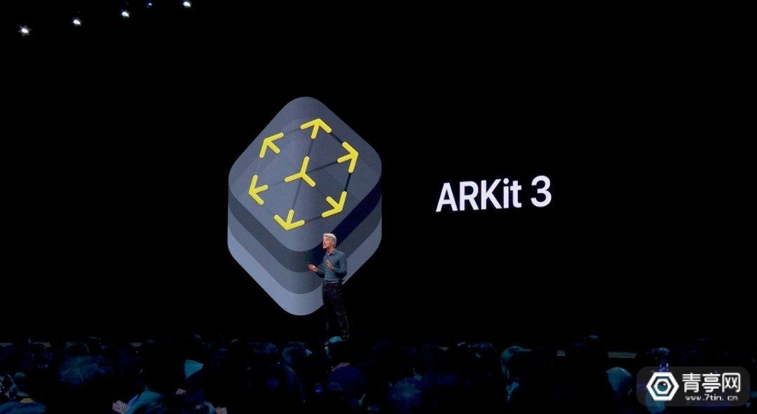ARKit 3提高硬件门槛,部分功能仅支持A12、TrueDepth设备