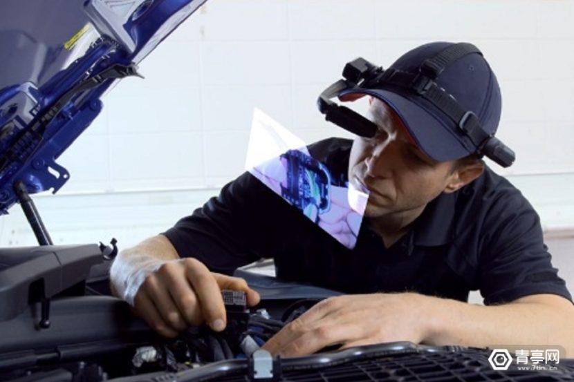专注于汽车维修,宝马推出AR眼镜及远程指导解决方案