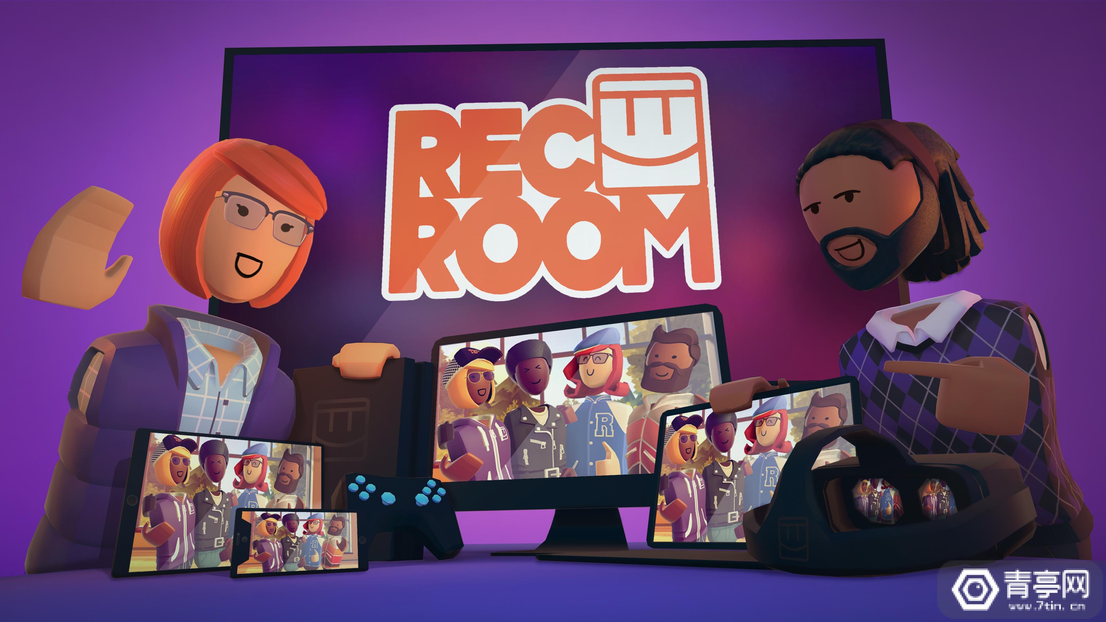 《Rec Room》开发商获B轮融资,两轮共筹集2400万美元