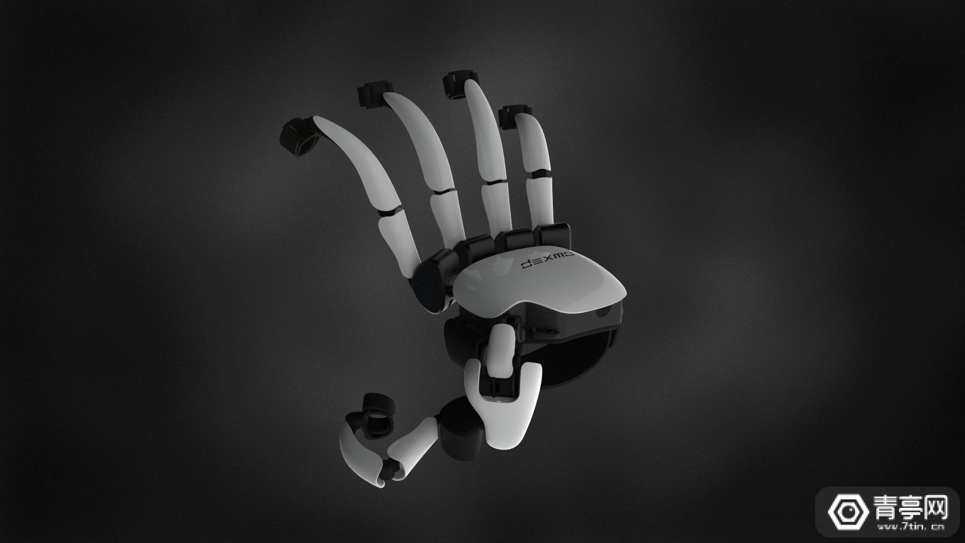 采用无线设计,岱仕科技推出企业版Dexmo力反馈手套