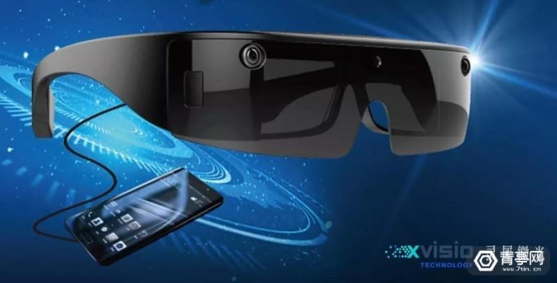 诠视科技与灵犀微光联合发布Slim Edge AR眼镜