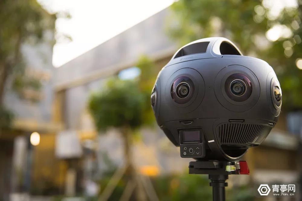 支持11K/30帧录制,Insta360旗舰VR相机Titan发货