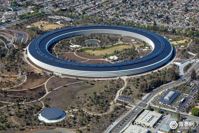 苹果总部apple park