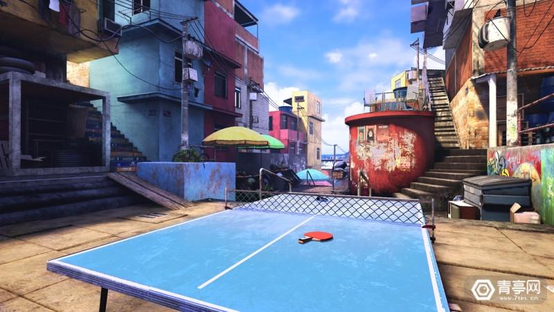 VR乒乓球Pro