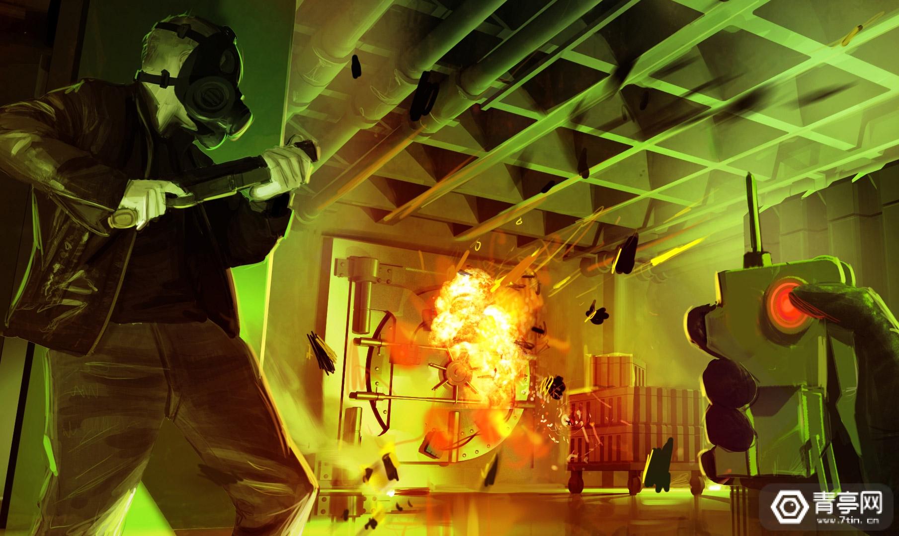 索尼PS VR独占游戏《Blood&Truth》发布免费试玩版