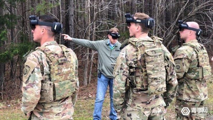 美军将用HoloLens识别敌人,以及查看无人机实时影像