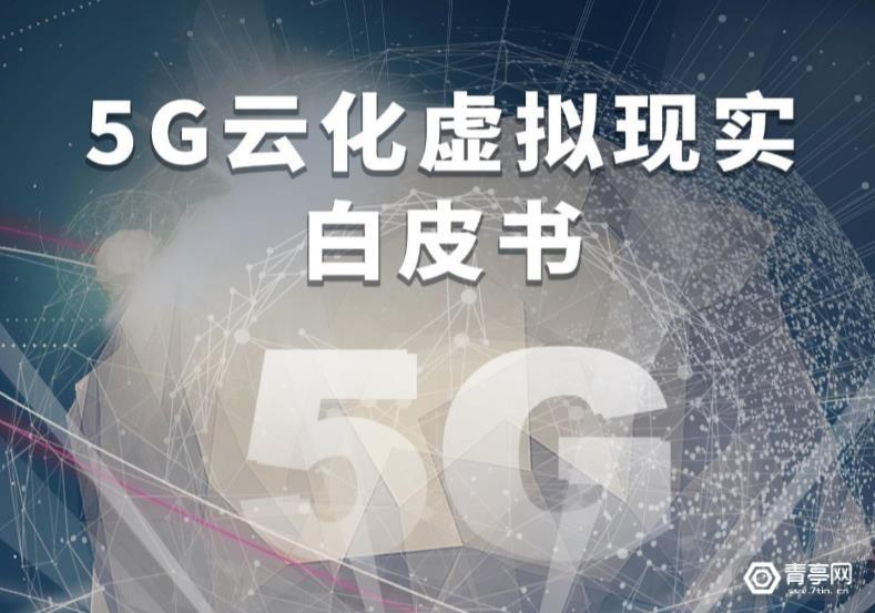 《5G云化虚拟现实白皮书》全文
