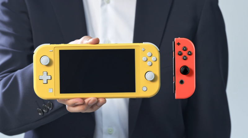 任天堂新机型Switch Lite (4)