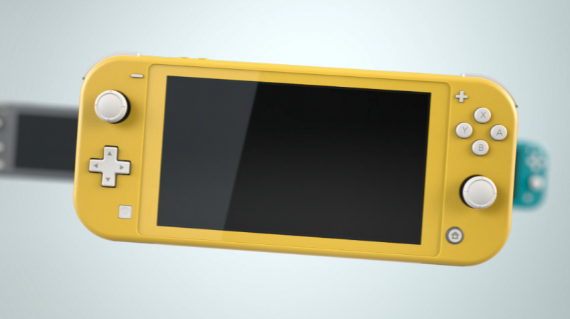 任天堂新机型Switch Lite (8)