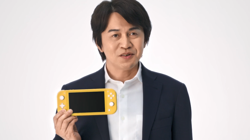 任天堂新机型Switch Lite (9)