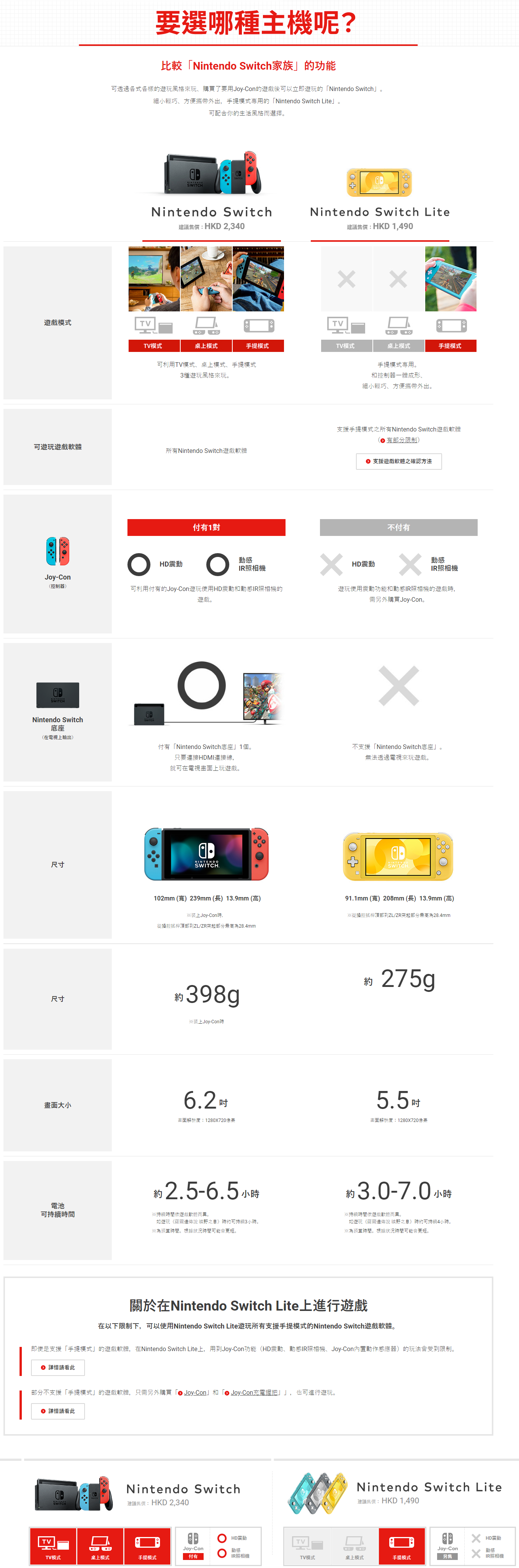 任天堂新机型Switch Lite (11)