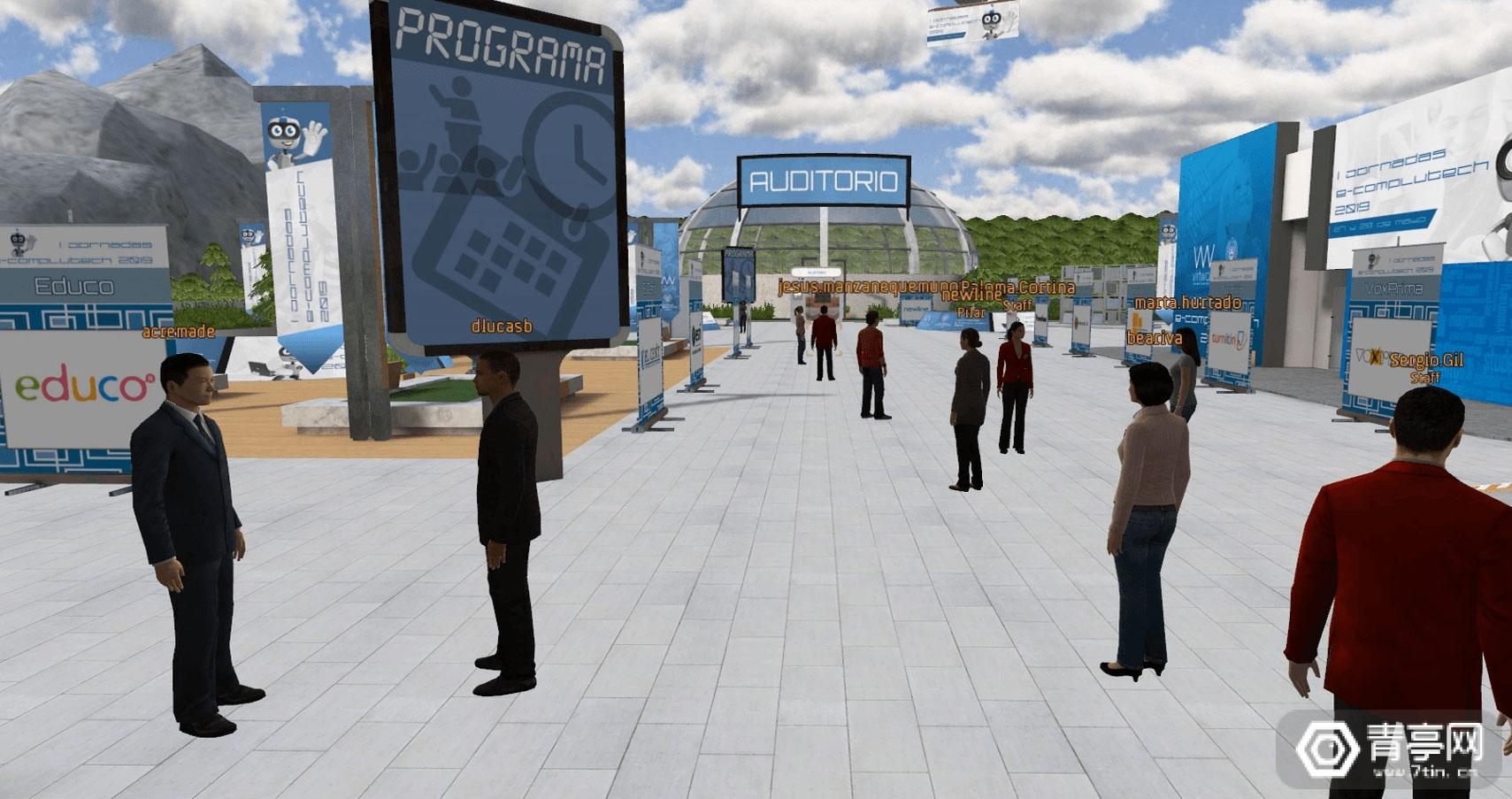 世界最大3D虚拟会议平台Virtway获400万欧元融资