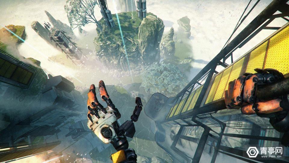 开放世界VR游戏《Stormland》诞生的背后