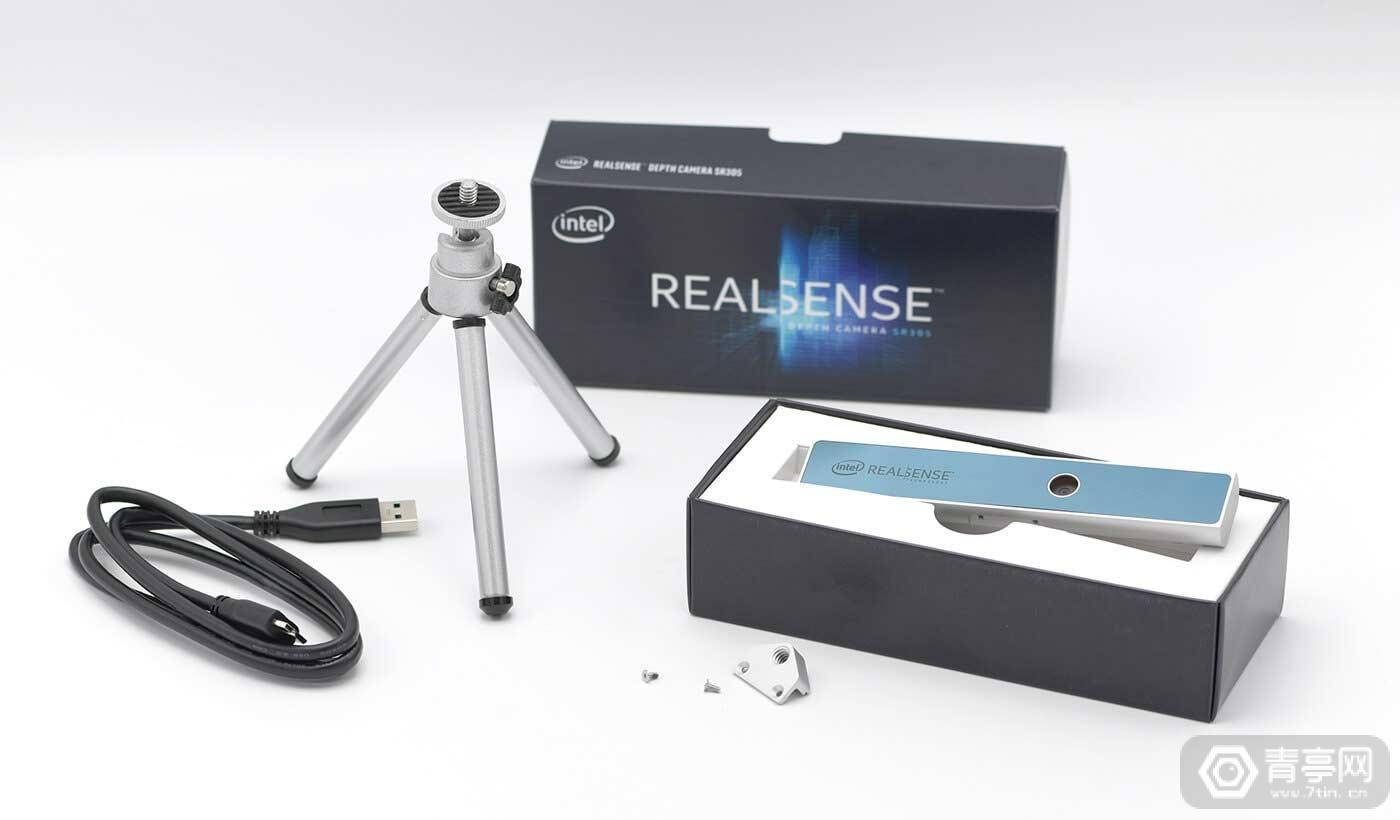 售价仅79美元,Intel推入门级RealSense SR305深度相机