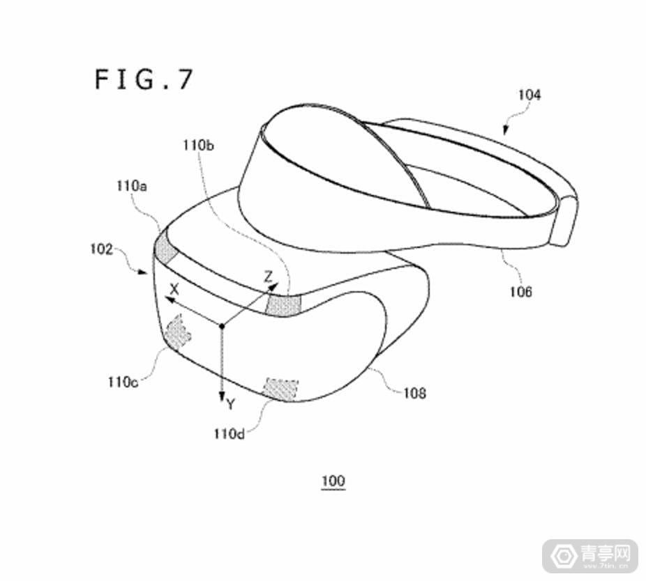 索尼PS VR新专利:支持眼球追踪、注视点渲染