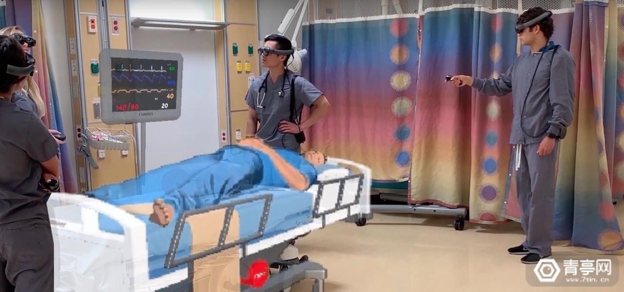 基于Magic Leap One,斯坦福儿童医院推MR医疗教学应用
