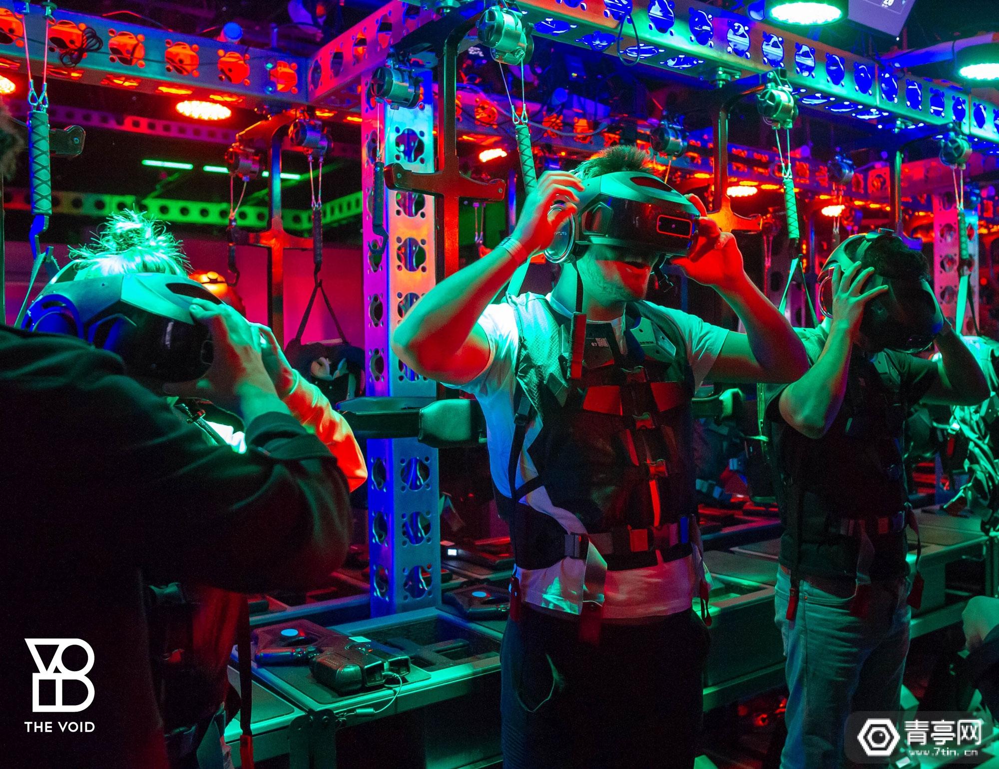 The VOID将新增三家线下VR体验店,布局扩张将持续到2020年