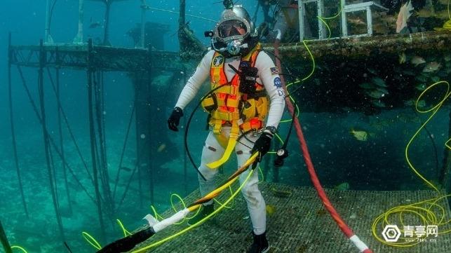 NASA与美国海军合作,将AR HUD用于潜水头盔和宇航头盔