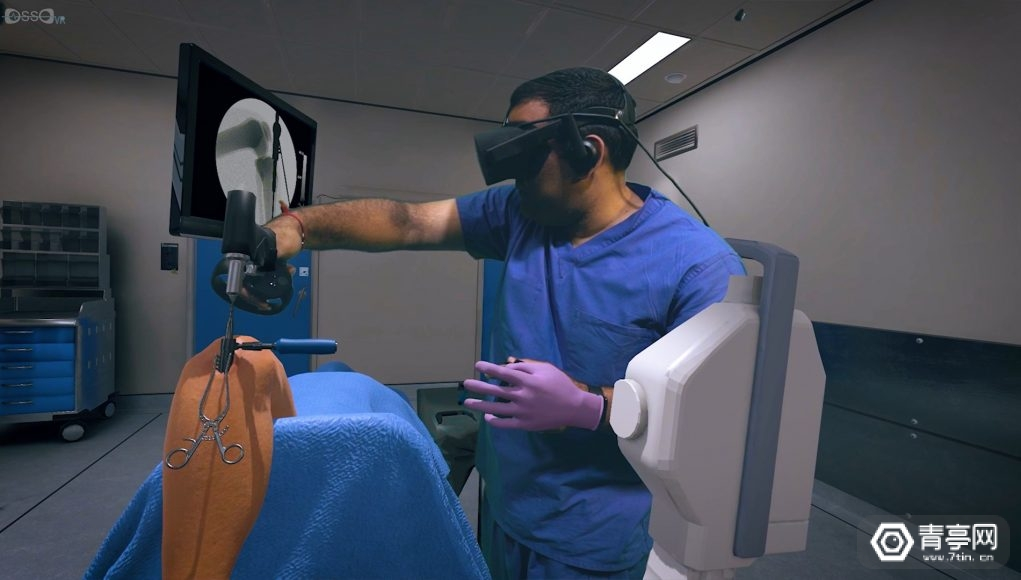 VR手术培训平台Osso VR,全球月活用户已超1000人