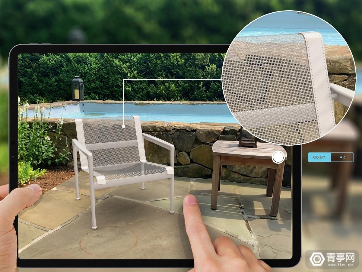 基于ARKit 3,家具AR应用《Board》已支持实时遮挡效果