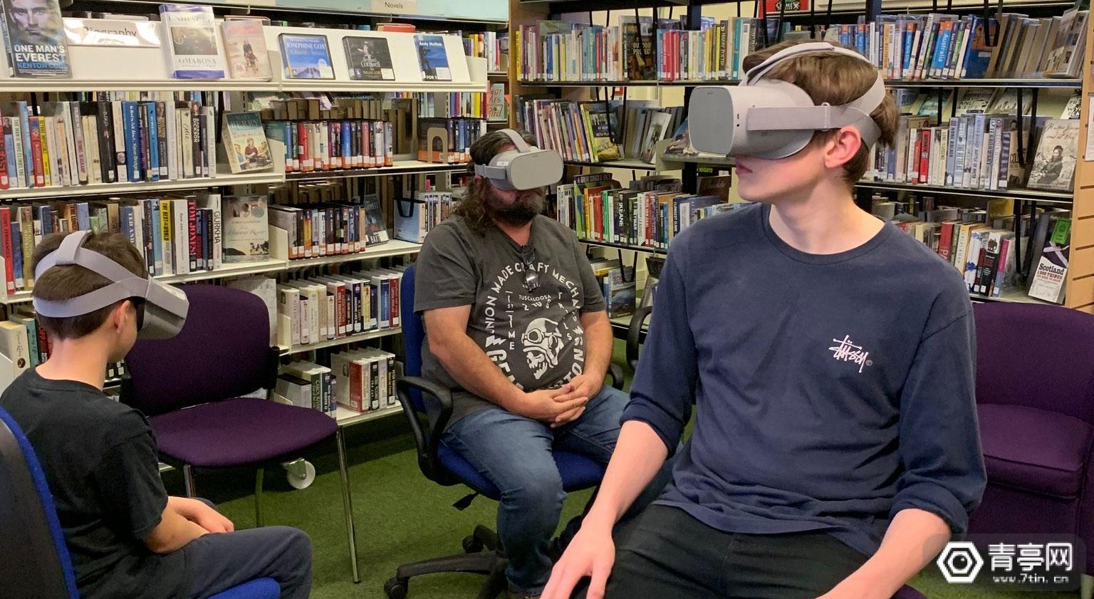 为了让更多人体验VR,BBC的秘诀是寻找最具价值的公共场所